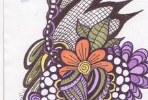 Artwork - Zentangle