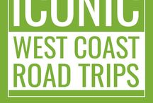 west coast roadtrip.