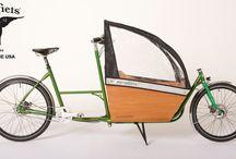 All Weather Cargo Bikes