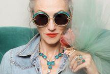 funky older women