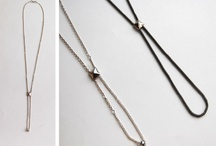 Jewelry Projects / by Lindsey Rosenberg