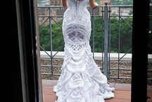 Gorgeous wedding dress..