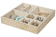 Jewelry Storage / Drawer Jewelry Organizers