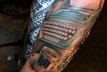 Tattoos / by Anglea Batiz