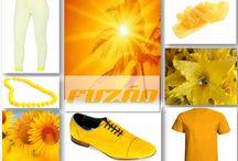 Amarelo Dourado/Golden Yellow / https://www.facebook.com/LojaFuzao