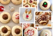 Cookies, thumbprint