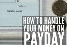 Budget/Money / Listen to the money talk