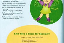 Summer fun learning and safety measures / Celebrate the this summer  with your little ones and make it more interesting with take care of some safety method .