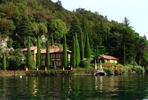 Waterfront Villas for Rent Lake Como, Italy / Italian waterfront villas for rent in Lake Como, Italy. The villas are equipped with private swimming pools and lush green gardens. http://www.villaatlakecomo.com/services/villas-for-rent.html