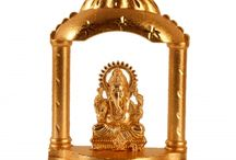 The Hindu God Ganesh / Ganesha is the God of all beginnings. He's an all-powerful, all-encompassing deity