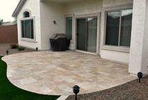 Patios | Courtyards | Walkways