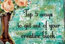 PROMOTING YOUR CREATIVE BUSINESS - TIPS / Links to good tips for shameless self promotion for creative business and people.