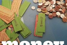 For the Kids: Money / by Tawnya Carlson Rasmussen