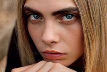 Models / Cara Delevinge