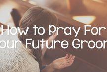 Pray, worship