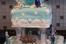 Frozen BD party / by Lisa Blythe
