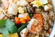 Thai food recipe