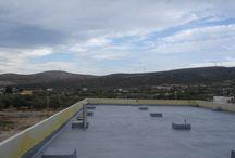 Μονώσεις ταρατσών | monodomiki.gr / Μόνωση ταράτσας, ελαφριάς κατασκευής, για προστασία από ζέστη, κρύο και υγρασία. Ιδανική λύση εξοικονόμησης ενέργειας σε ιδιωτικά κτίρια.
