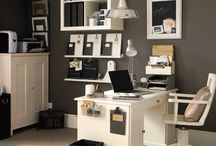 Home Office Ideas / by Kristen Keane