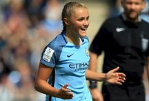 Manchester City Womens Football Club / MCWFC 2016
