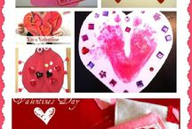 Valentine's Day / Valentine's Day crafts, gifts, foods, recipes, decor, and anything else that has to do with hearts and love.  Great family activities and fun to be had by kids and parents.  More family fun can be found at lastmom.com