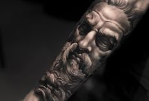 forearm tattoo men