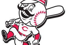 Cincinnati-Baseball, Football & Stuff / by Nancy Rourke