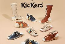Topshop x Kickers / Kickers are pleased to announce their much awaited collaboration with Topshop for Spring/Summer 15