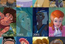 Disney Queens