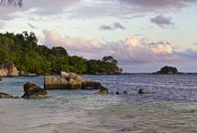 Seychelles Sunsets