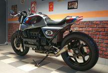 bmw custom k100