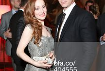 Lotte Verbeek and Thomas Pierce, American Friends of the Louvre Winter Gala at the French Consulate