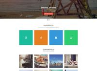Web Designs Liked / Interesting and beautiful web designs