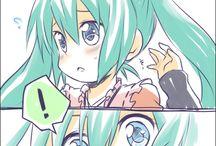 Vocaloid Histories