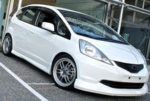 Modified Honda Fit/Jazz (2nd generation) / Modified Honda Fit/Jazz (2nd generation)