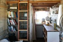 Tiny houses and creative spaces