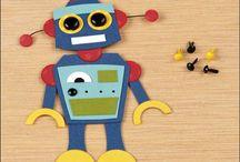 pequeños robot