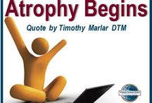 Quotes / Quotes that Inspire Imagine your life where speaking in public no longer makes you nervous. Toastmasters can help. Visit a club near you.