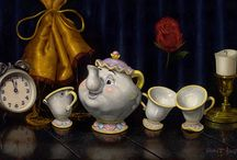 Disney Artist Clinton T. Hobart