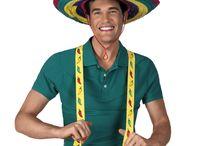 Meksikansk temafest / Hent inspirasjon til en skikkelig fiesta! Om du vil gjøre litt ekstra ut av fredags tacoen eller du ønsker å ha en litt eksotisk temafest med Mexico i sentrum.