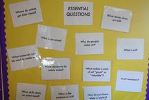 Essential Art Questions / by Susan Rusen