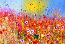 Colourful art