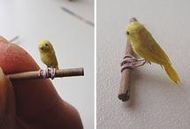 Miniatures: Animals