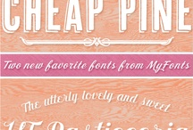 Font Lust / by Julie Sol
