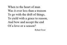 Frost, Robert (USA, 1874-1963)
