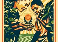 Give the gift of Peace Corps / 'Tis the season to give the gift of Peace Corps!  This holiday season consider making a donation to the Peace Corps and receive a collectible work of art by American contemporary artist Shepard Fairey or one of our 50th anniversary posters.  Limited supply available so make your donation today! http://www.peacecorps.gov/give / by Peace Corps