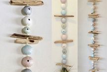 Sea Urchins - Crafts & Ornaments / Crafts, ornaments and pictures to create using sea urchin shells