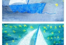 {My Blue Boat} / Before Five In A Row / by Crysta Bobylev