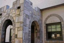 Castle Stone DIY Made at Home / DIY Castle Stone veneer for home improvement projects with concrete stone made at home. Limited only by your desire and imagination. We have everything needed to enable you to make stone for pennies a square foot. / by Olde World Stone & Tile Molds, Inc.