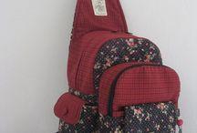mochilas e bolças